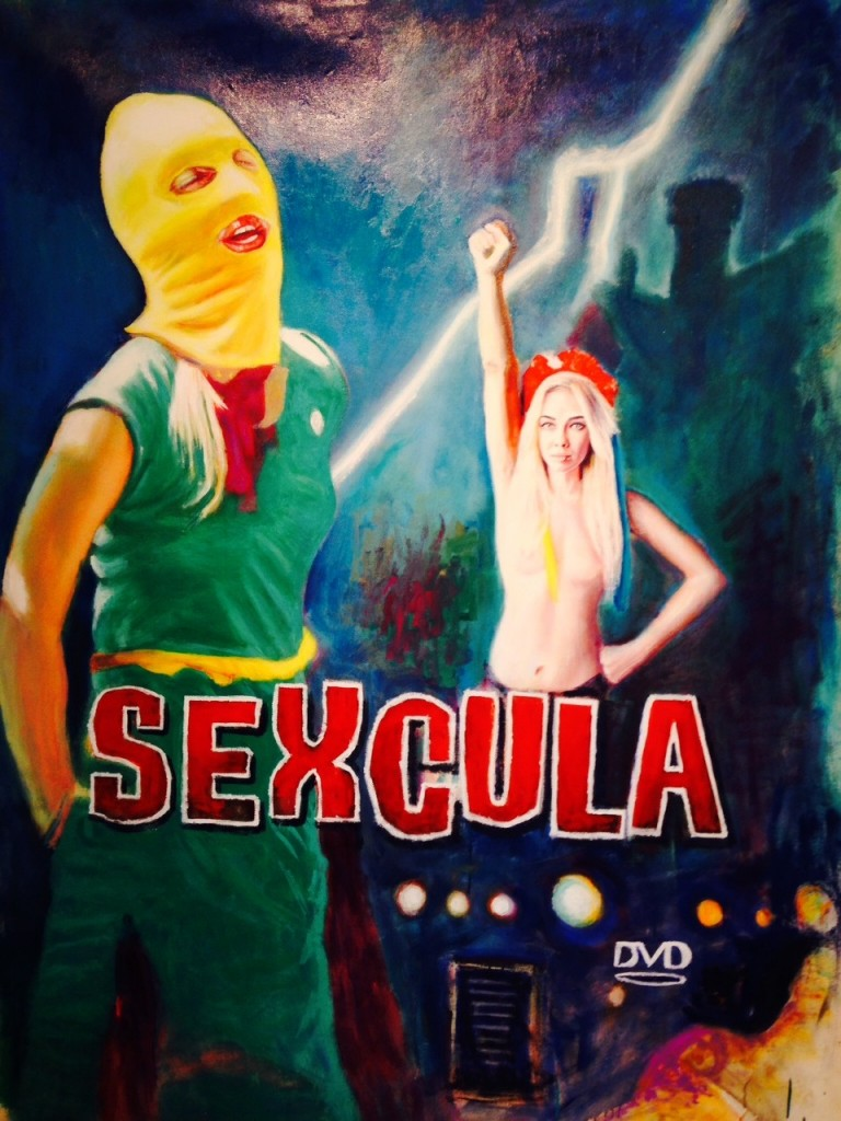 Sexcula (The Golden Age of Pussy Riot)